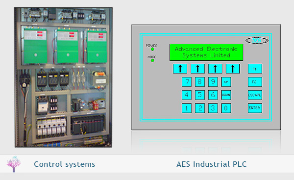 Control Systems and AES Industrial PLC